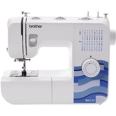 Brother Rh137 Sewing Machine (17210 RSD) ❤ liked on Polyvore featuring home and home improvement
