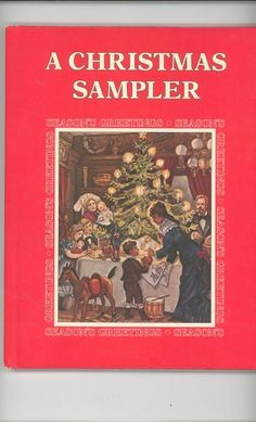 A Christmas Sampler Cookbook Plus Very Cool Book First Printing Available In Store Today @