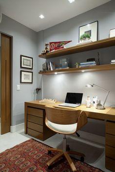 Blog de Decoração Perfeita Ordem: Apartamento de 81 m² ... Inspire-se neste projeto cheio de charme e boas ideias!