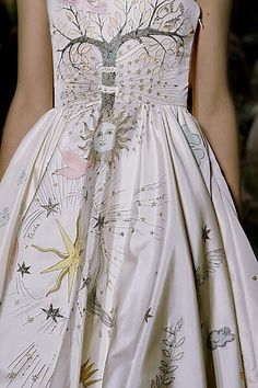 Dress for Aredhel - Dior Coture Spring 2017