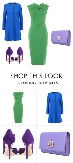 """n4"" by meaygul on Polyvore featuring мода, Goat, Jimmy Choo и Metrocity"