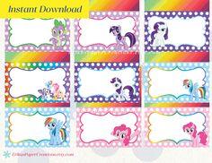 my little pony birthday printables birthday party ideas girl