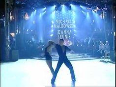 [Rumba/Samba] Michael Malitowski & Joanna Leunis - location unknown (also seen WSSDF 2006) - intense #latin #rumba #samba