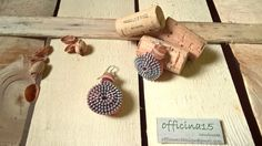 #handmade #earrings design by me!#pink love #orecchini #craft #accessories #design #moda #accessorimoda