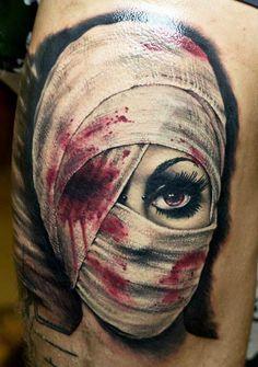 Tattoo by Zsofia Belteczky | Tattoo No. 12161