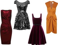 What to wear to a fall or winter wedding