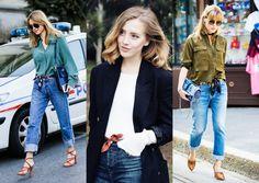 7 jeitos de dar uma atualizada no seu look com jeans - Moda it