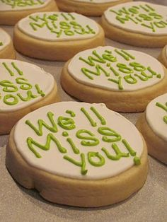 miss you cookies