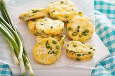 Mini omelet muffins met bosui