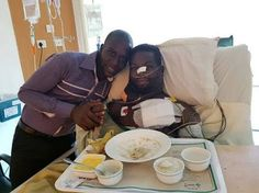 Ele & Elis Blog: Help at last for Cancer Patient Paul Arisa