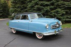 Hemmings Find of the Day – 1951 Nash Rambler Custom | Hemmings Daily