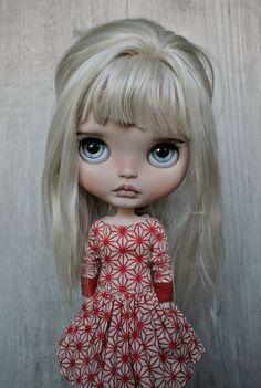 Blythe ✿✿✿ she so cute
