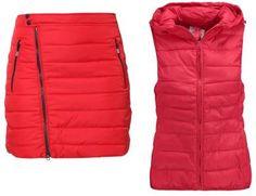 Falda De Deporte Red vestidos y faldas chalecos y ponchos red falda deporte Noe.Moda
