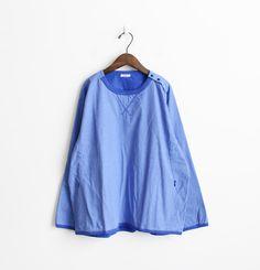 maillot T/C Double Cloth Sweat Trainer (ダブルクロススウェットトレイナー) MAO-16124