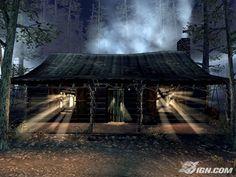 Evil Dead Cabin.