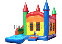 Inflatable Interactive Games: Jumper for Kids: A New Meaning of Independence