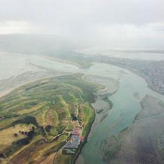 #Irlande  #igersdublin #ireland #avion #flight #panorama #nature #mer #sea #beauté #beauty