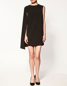 Zara Cape Dress