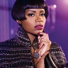Vintage Glam...Fantasia Monique Barrino,   R & B singer, actress, American Idol Winner and EIGHT time Grammy nominee/Grammy winner!