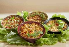 Yhden hengen ohrapaistokset Sweet And Salty, Something Sweet, Fried Rice, Guacamole, Healthy Recipes, Healthy Food, Fries, Dinner, Ethnic Recipes