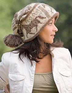 Ravelry: Horse Hat pattern by Paula Sue Smith