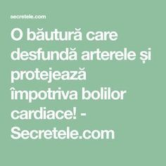 O băutură care desfundă arterele și protejează împotriva bolilor cardiace! - Secretele.com Good To Know, Ketogenic Diet, Health And Beauty, Cardio, Natural Remedies, Healthy Living, Health Fitness, Wellness, Weight Loss