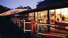 The Leeuwin Estate restaurant、Margaret river WA