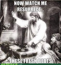 these beats are blasphemous