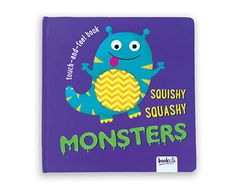 A monster themed board book published by Bookoli. Monster Board, Board Book, Working On Myself, Book Publishing, New Work, Monsters, Digital Art, Boards, Behance