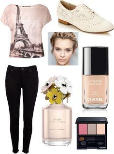 """""""paris"""" by kendraoneill2000 ❤ liked on Polyvore"""