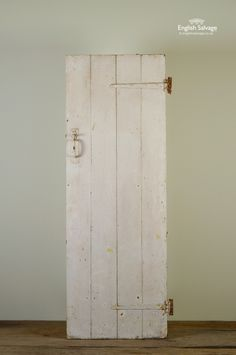Reclaimed Thin Vertical Plank Door