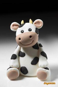 cute cow: