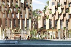 1 Hotel Paris | Architect Magazine | Kengo Kuma & Associates, Paris, Hospitality, Other, New Construction, Hospitality Projects, Architecture, Sustainability, Paris, France