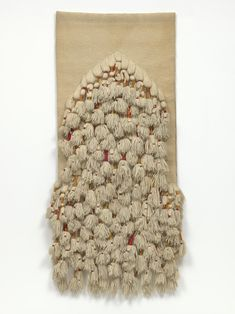 Institute Of Contemporary Art, Museum Of Modern Art, Textile Design, Textile Art, Sheila Hicks, Prayer Rug, Dancing In The Rain, Moma, Hand Spinning