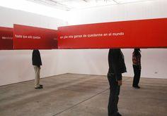 Missing Heads by Sebastian Burga, via Behance