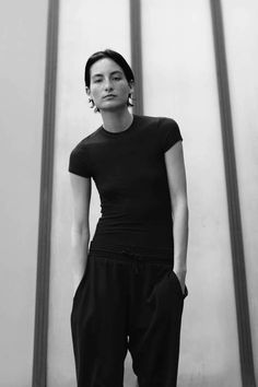 The Stories — Chapter 15 — On Androgyny: Feminine Ease + Masculine Edge — THE LINE