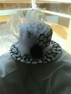 Sombrero alfiletero