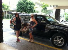 #VIP Airport transfer from our #Mermaid experience with #DanaMermaid - Travelling in style!