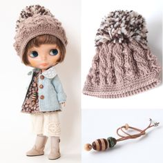 ** Blythe outfit ** Lucalily 219** : mahounote.