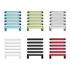 We choose the green handles :)