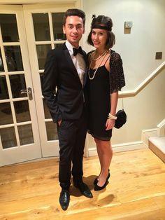 Great Gatsby Fancy Dress Party!