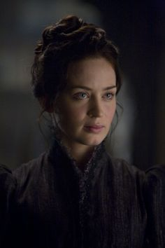 Emily Blunt in The Wolfman as Claire Fraser