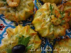 Tajine aux Crevettes. So, da es eine große Nachfrage nach Rezepten mit Fisch und Meeresfrüchten gab…