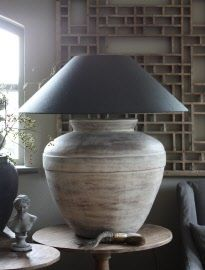 Verlichting Lamp Makeover, Lamp Design, Cheap Home Decor, Lamp Light, Home Art, Sober, Light Fixtures, Table Lamp, Lights