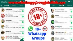 join whatsapp group link list: in this page you will get all type of whatsapp group links