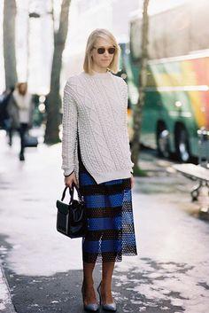 Paris Fashion Week AW 2014....Indre