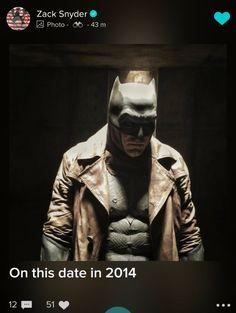 BVS - Batman
