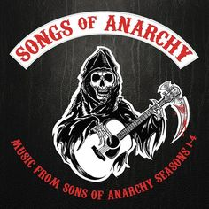 Songs Of Anarchy - Music From Sons Of Anarchy Seasons 1-4 on Limited Edition Colored 180g 2LP