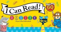 Celebrate 60 years with I Can Read the beloved leveled readers that everyone probably has on their shelf. Perfect for summer reading! #ICanReadMK #ad