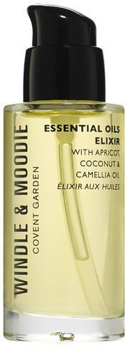 Pin for Later: This Is the Secret to the Duchess of Cambridge's Shiny Hair WINDLE & MOODIE Essential Oils Elixir WINDLE & MOODIE Essential Oils Elixir (£26)